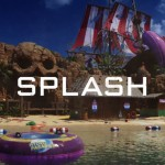 CoD:BO3 DLC新マップ「Splash」の紹介動画が登場