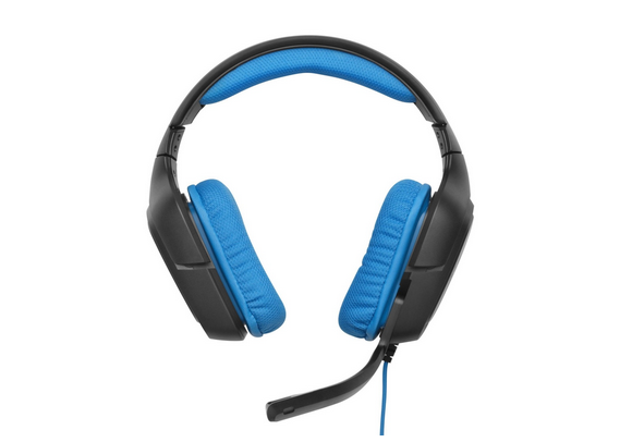 LOGICOOL サラウンドサウンド ゲーミングヘッドセット G430
