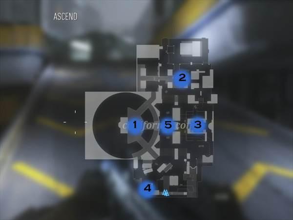 Ascend-map-update