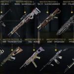 CoD:BO3 武器・装備 一覧