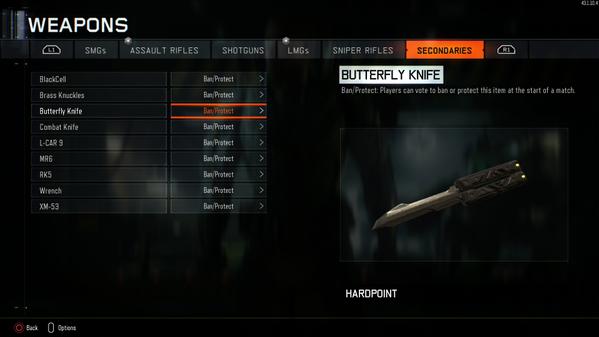 butterflyknife