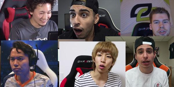 youtuber、プロゲーマーとゲーミングチェア